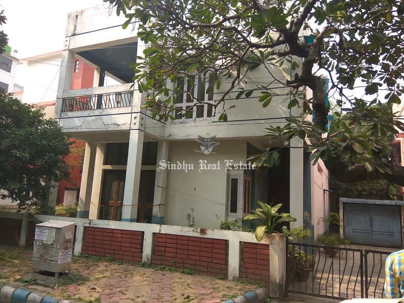 Big Villa For Sale in Salt Lake Sector-3