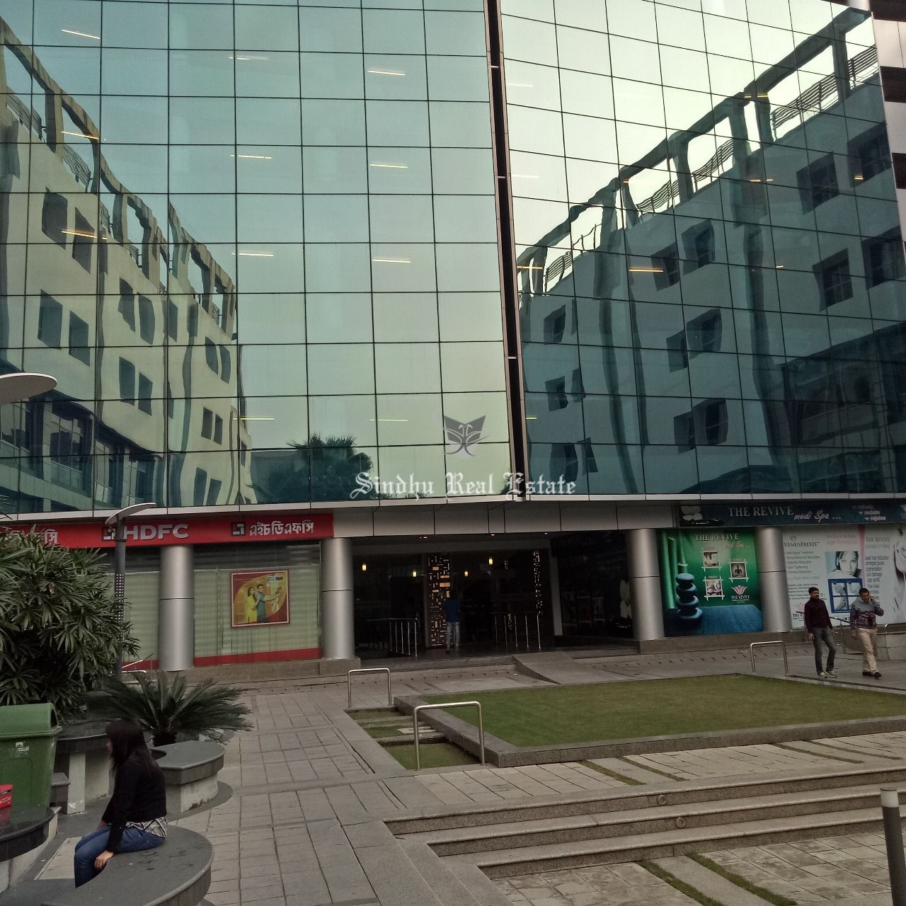 A Excellent Commercial Office Space For Rent at Salt Lake Sector-v