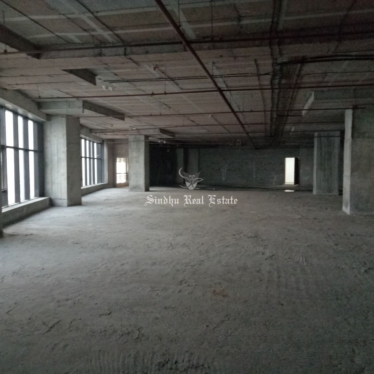 A Large and Well Warehouse Available For Rent in Baruipur