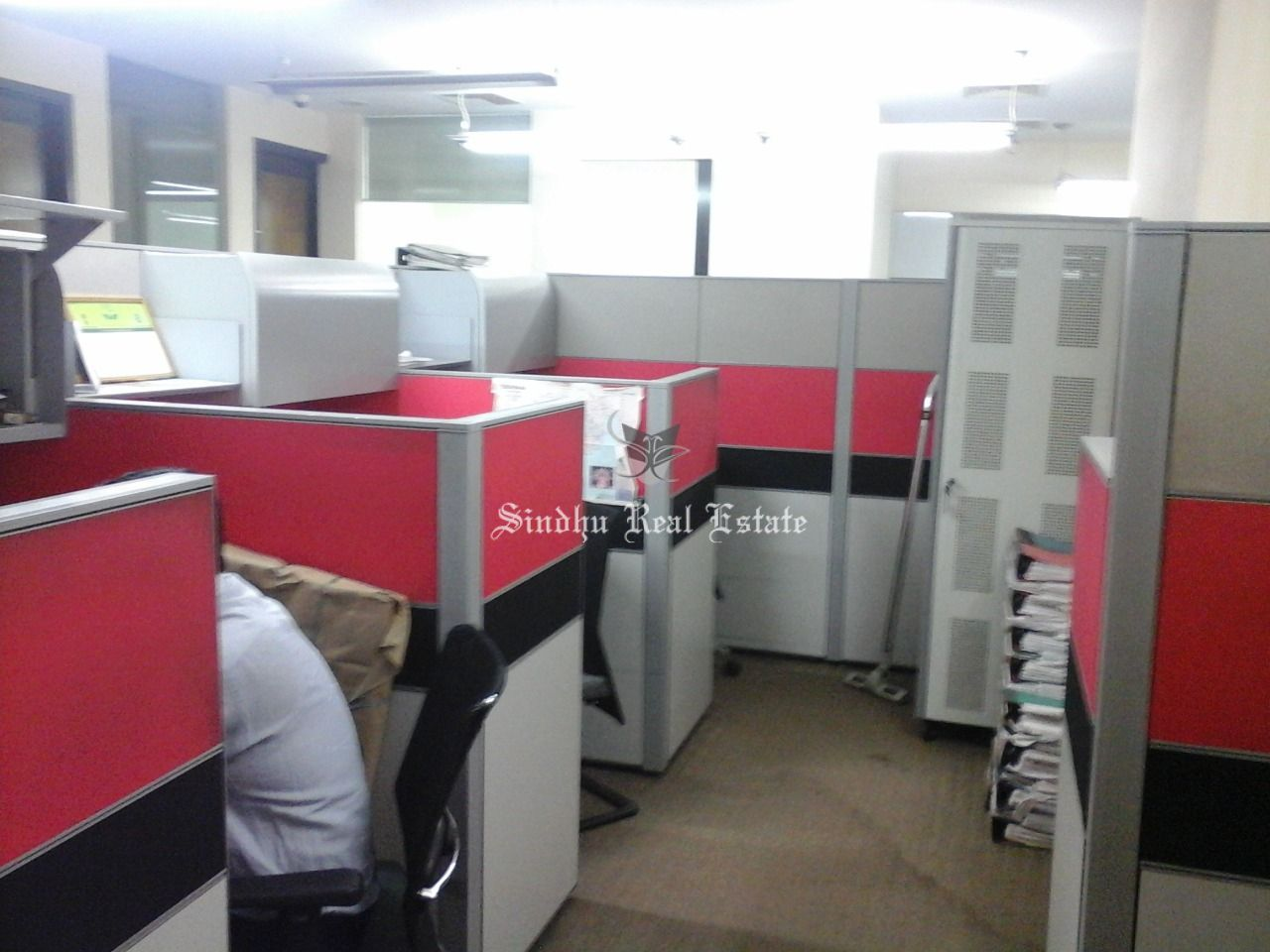 Fully Furnished and Spacious Commercial Office in Salt Lake
