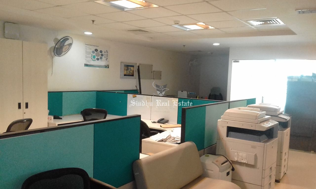 A Better Commercial Office For Rent at Salt Lake Sector-v.