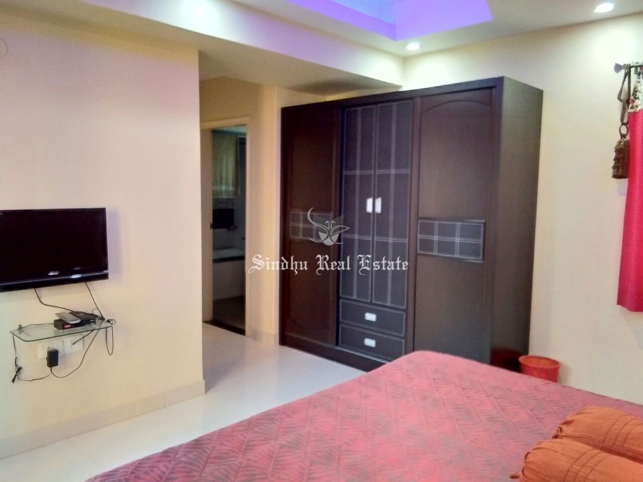 3 BHK Residential Flat For Rent in New Town