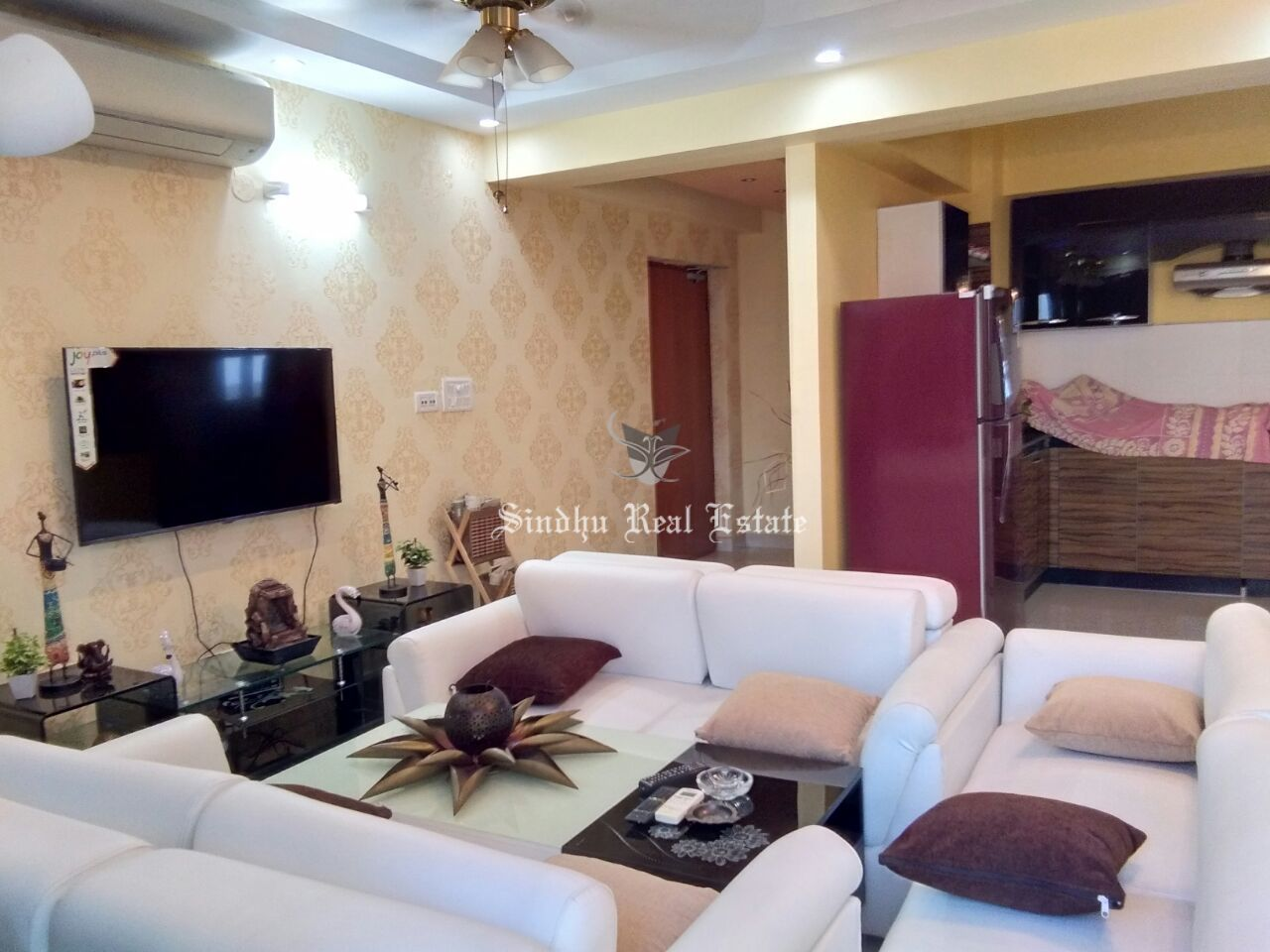 4 BHK Residential Flat For Rent in New Town