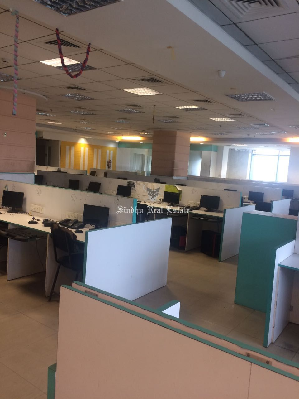 A Beautiful and Low Budget Commercial Office at Salt Lake Sector-v For Rent