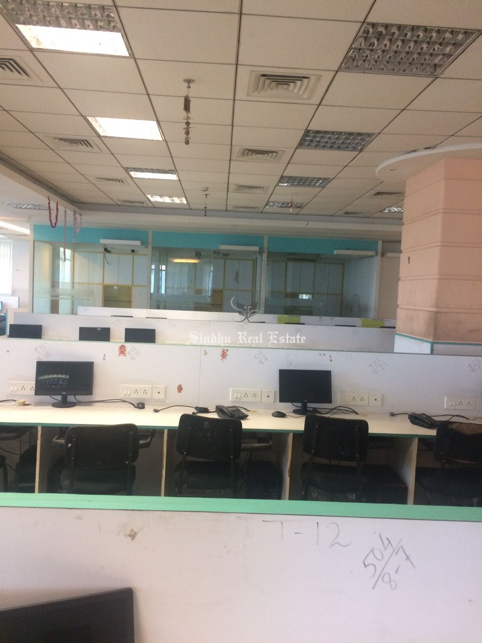 A Large Commercial Office For Rent at Salt Lake Sector-v