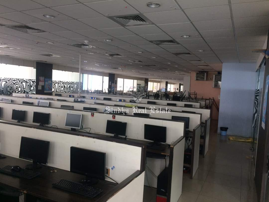 Commercial Office Space at Salt Lake Sector-v For Rent