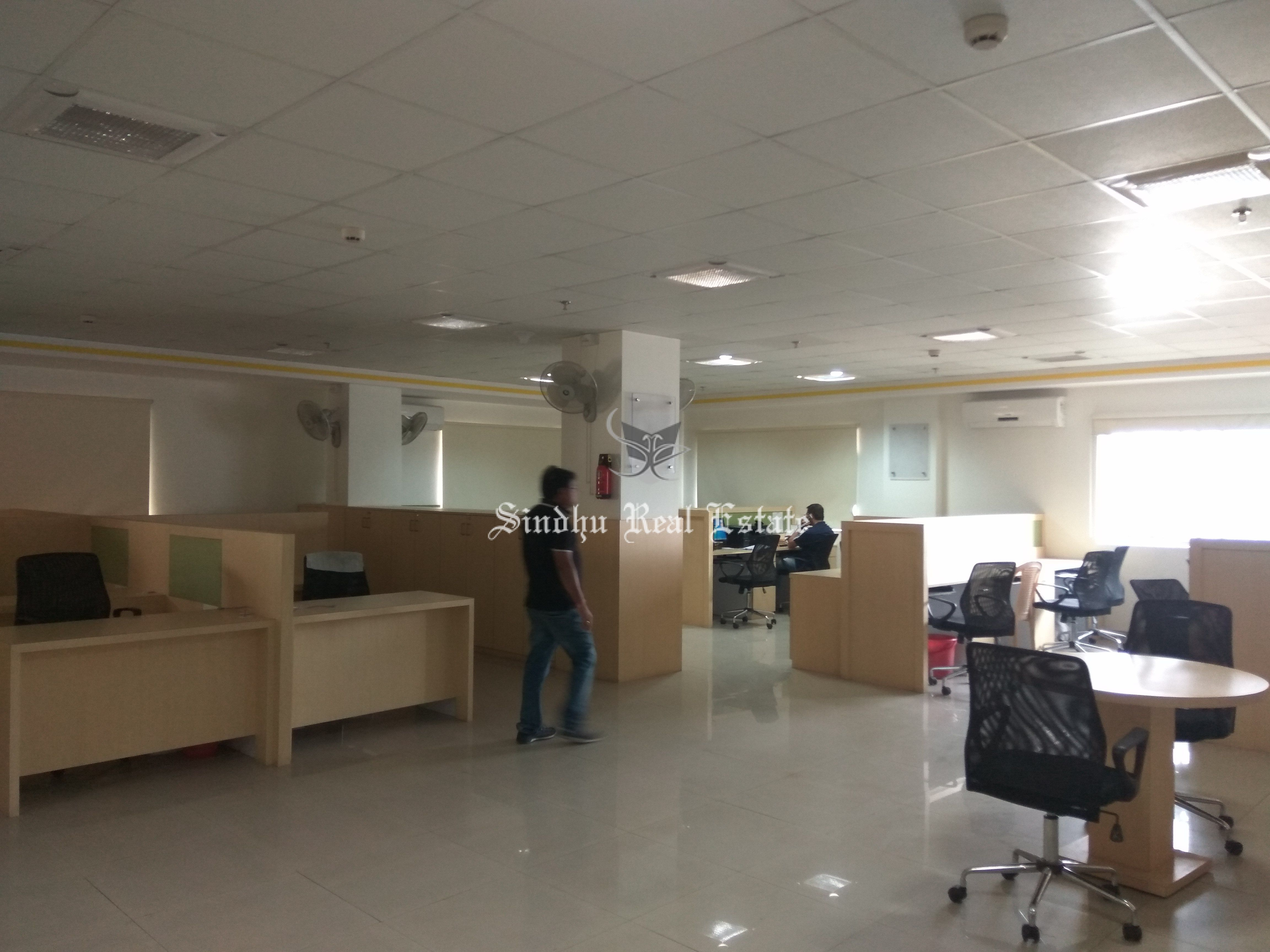 Best Office Space for Rent in Salt Lake Sector 5