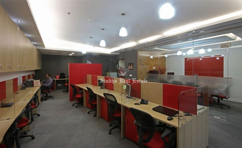 Get the rent of office space in Salt Lake Sector 5