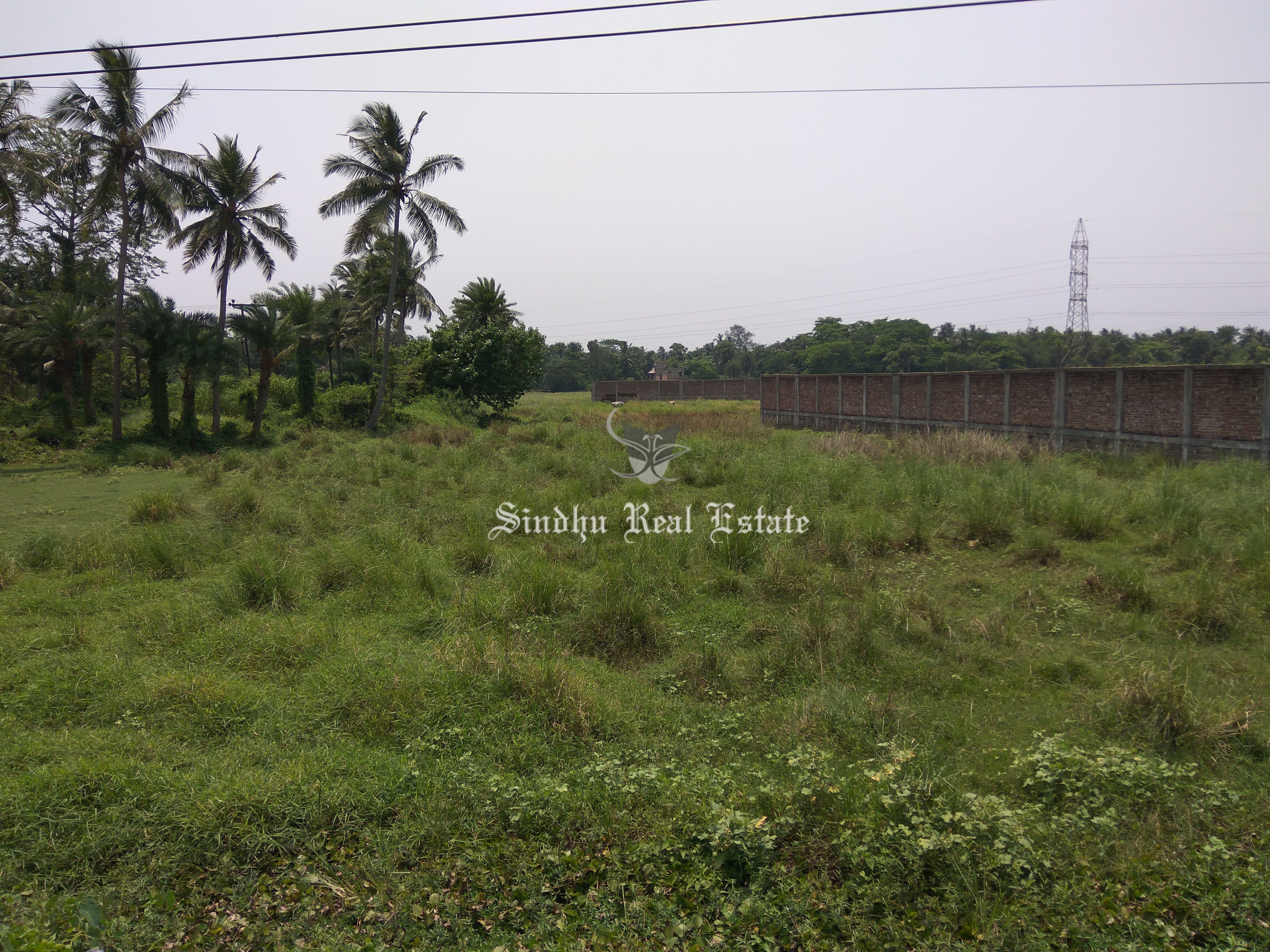 Affordable and preferable land on the national highway