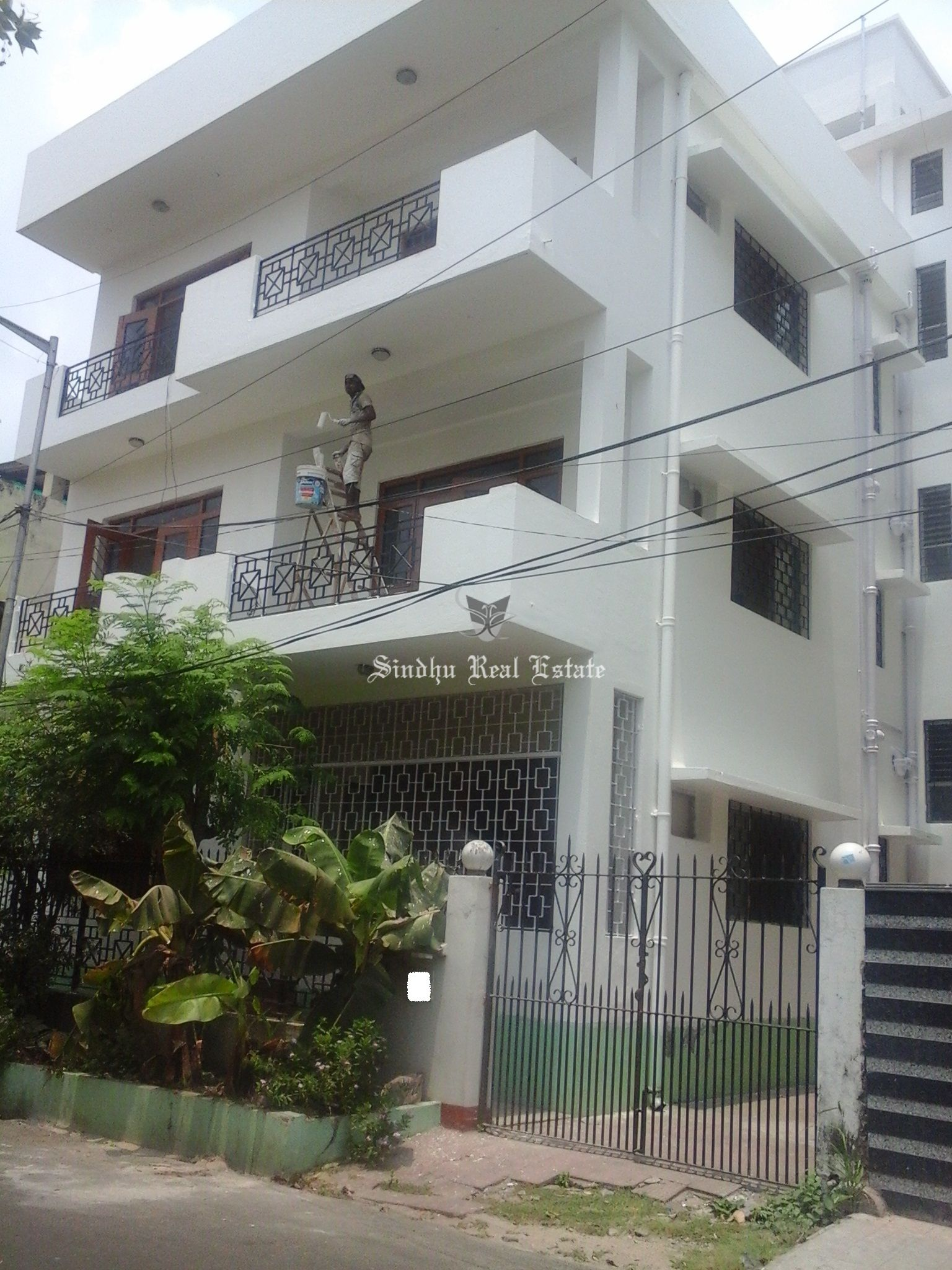 Duplex Attractive Bungalows Are Available Near Narkel Began Kolkata