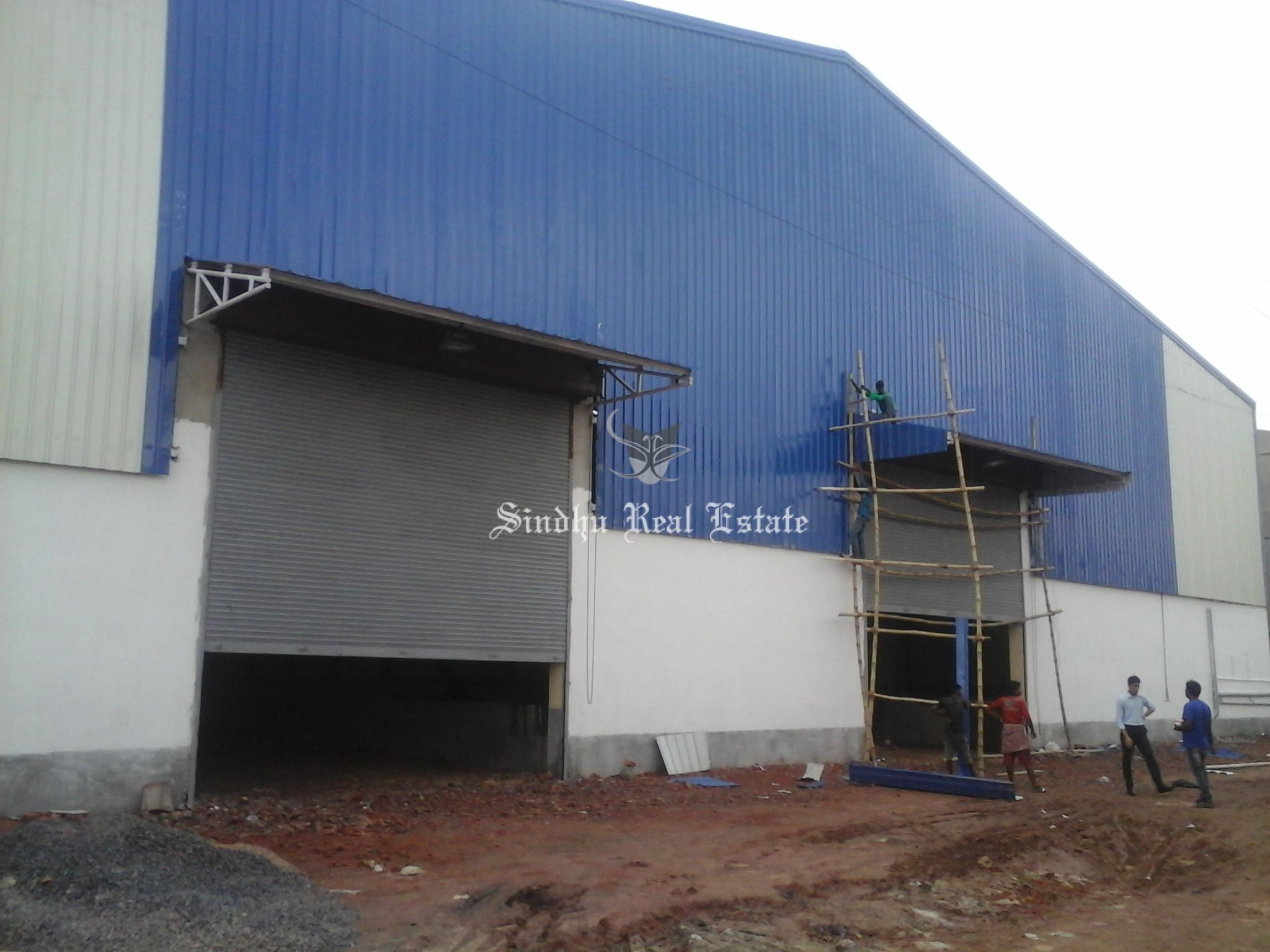 Attractive and well maintained warehouse in NH 2