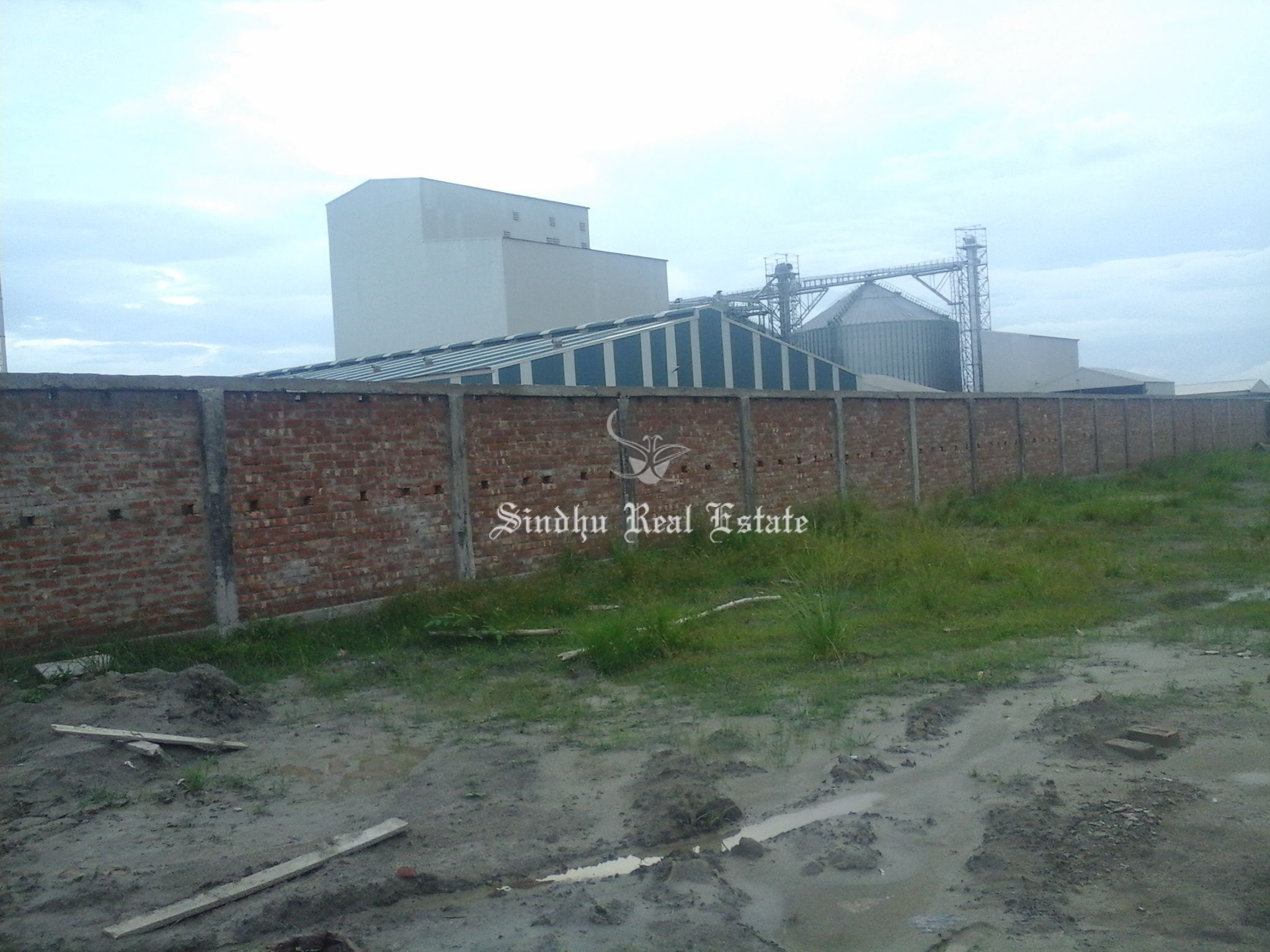 Affordable Warehouse Available in NH34 With Large Space for Storing Goods