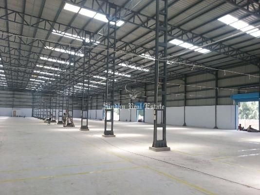 Large Space and Best Quality Warehouse Are Available in Durgapur Expressway