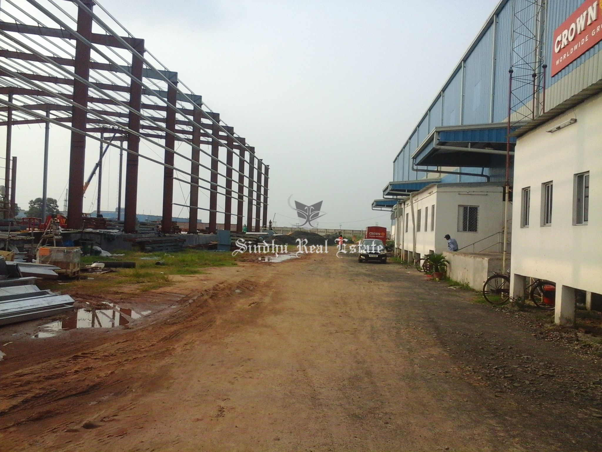 Good Quality Warehouse Are Available in NH2 With a Large Space