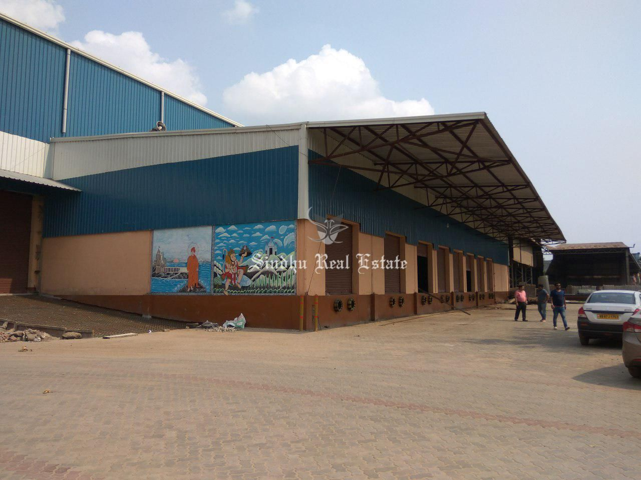 Best Quality Warehouse Available in Durgapur Expressway
