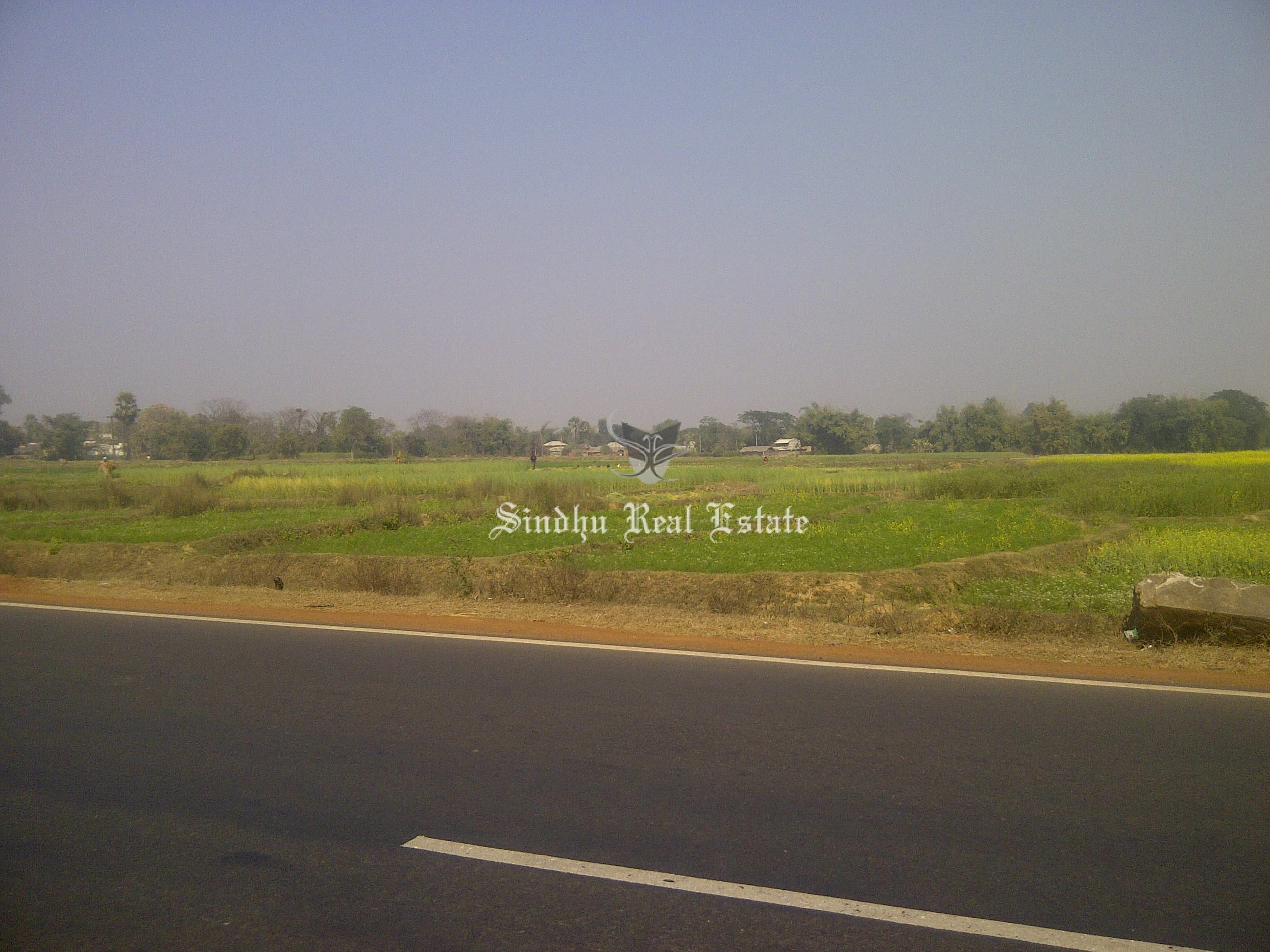 Get the wonderful residential land in Rajarhat with all needed facility
