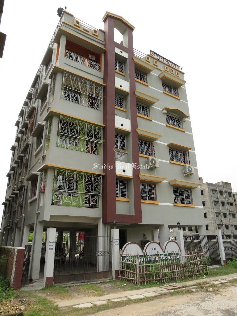 Attractive Residential Flats Are Available in Action Area 2 Newtown
