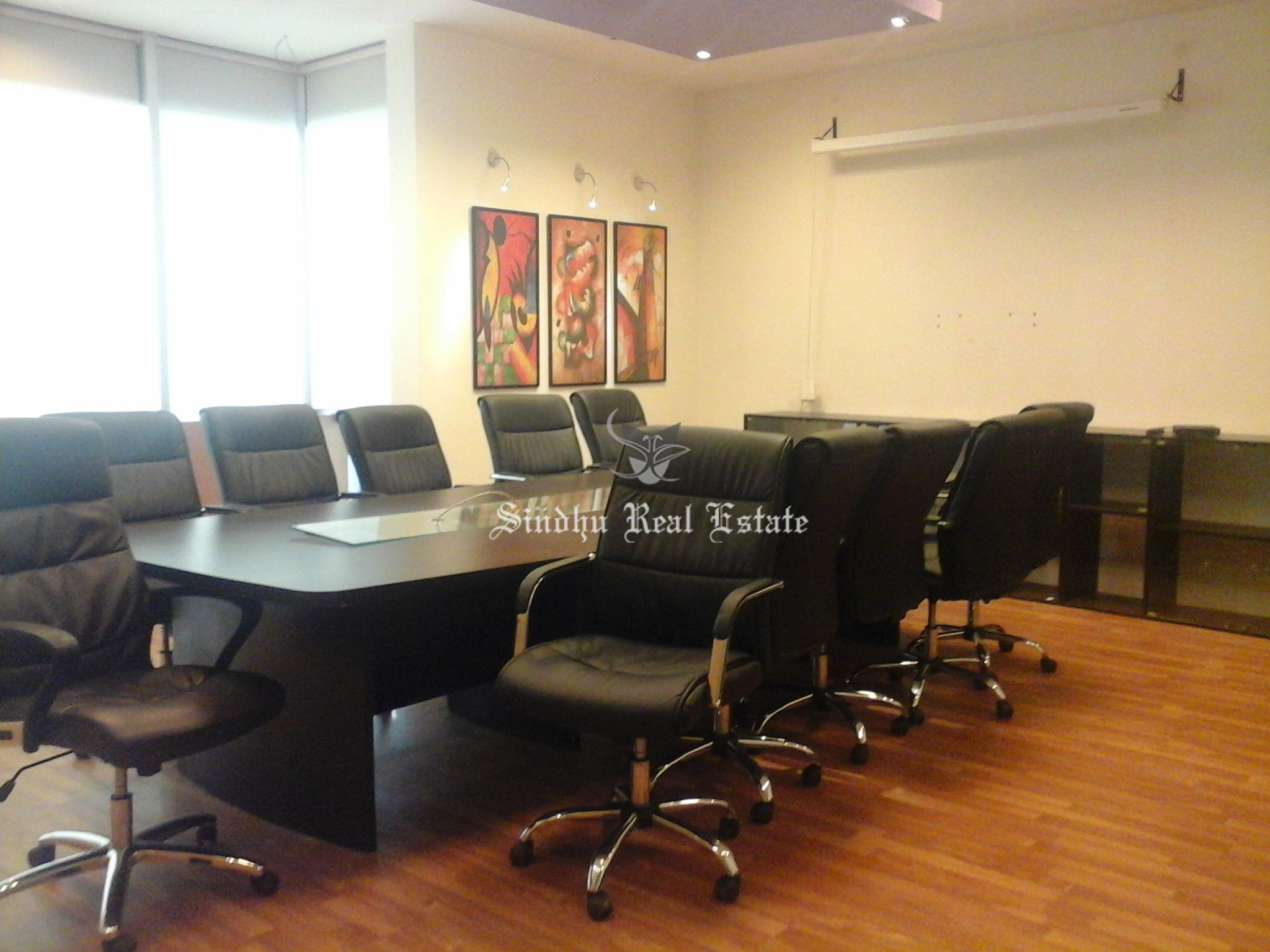 Most Attractive Commercial Office Space Available Near DLF Building Newtown