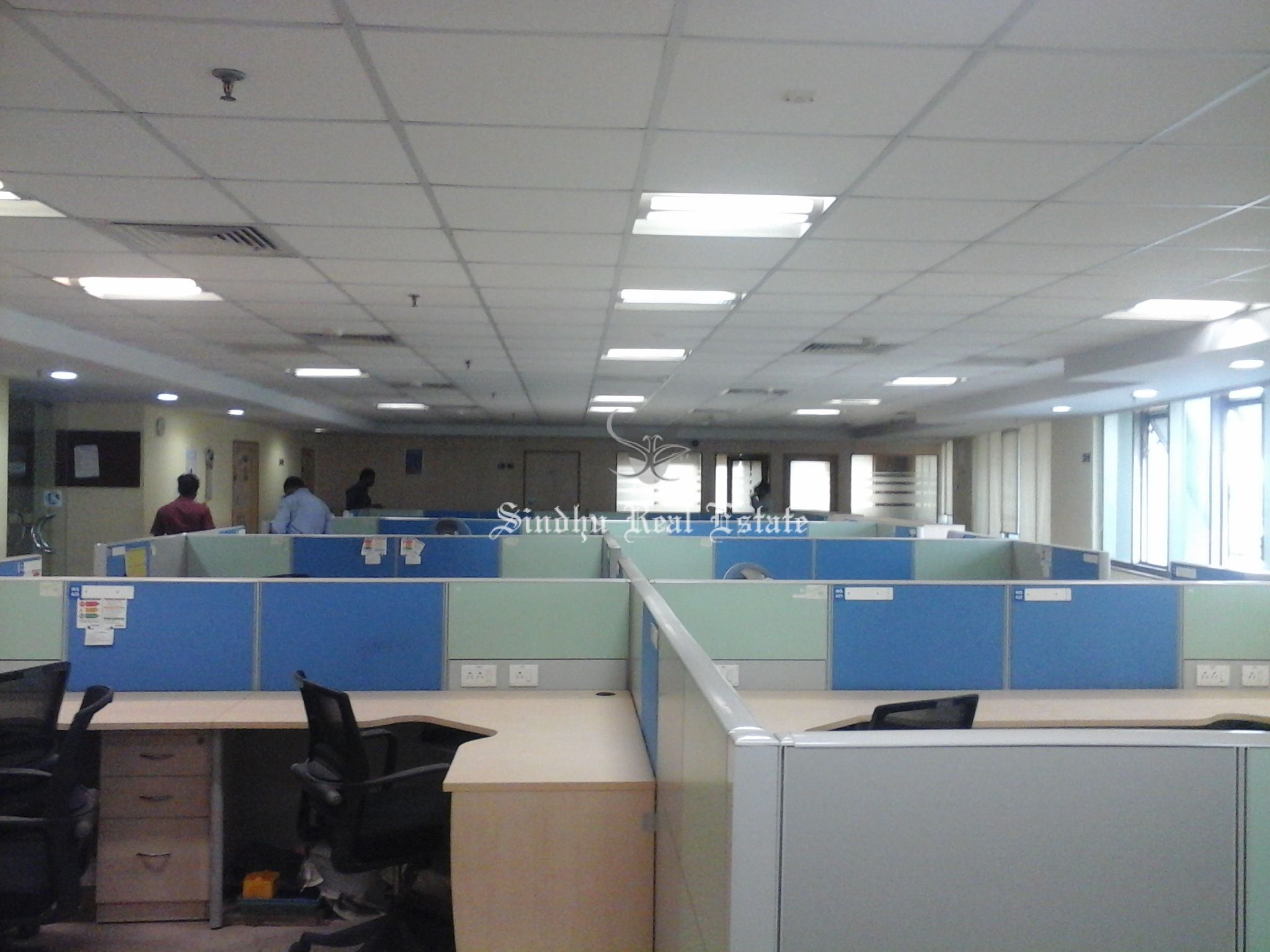Commercial Office Space Available in Salt Lake Sector 3