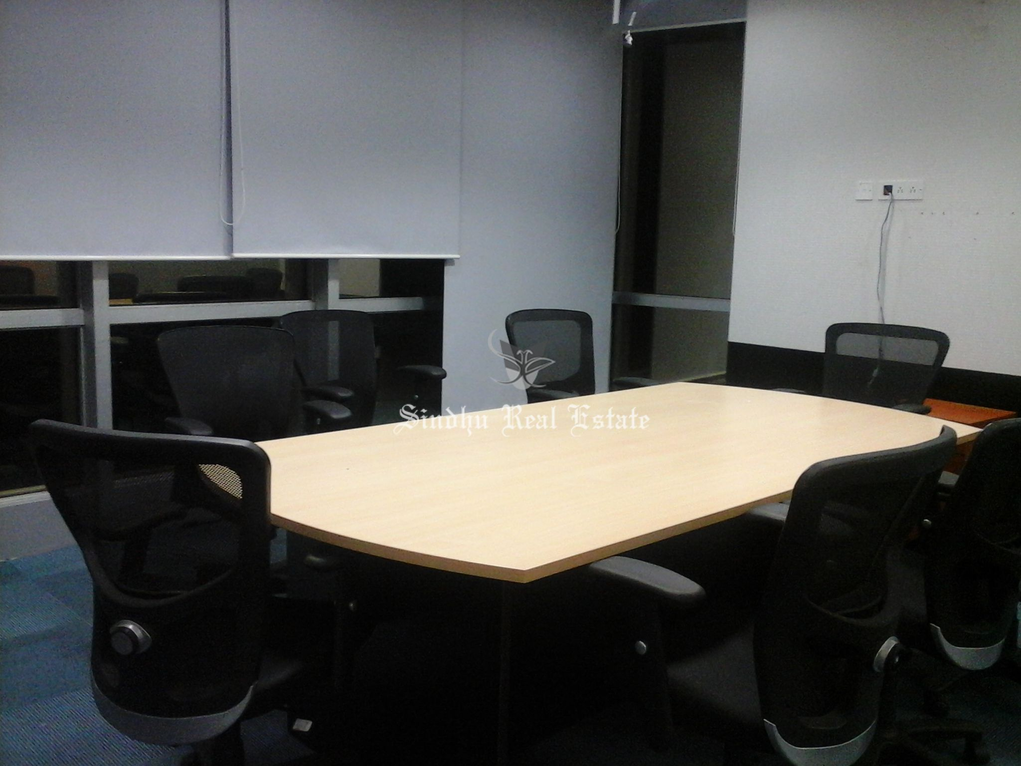 Well-Maintained Office Space in Newtown Action Area 2