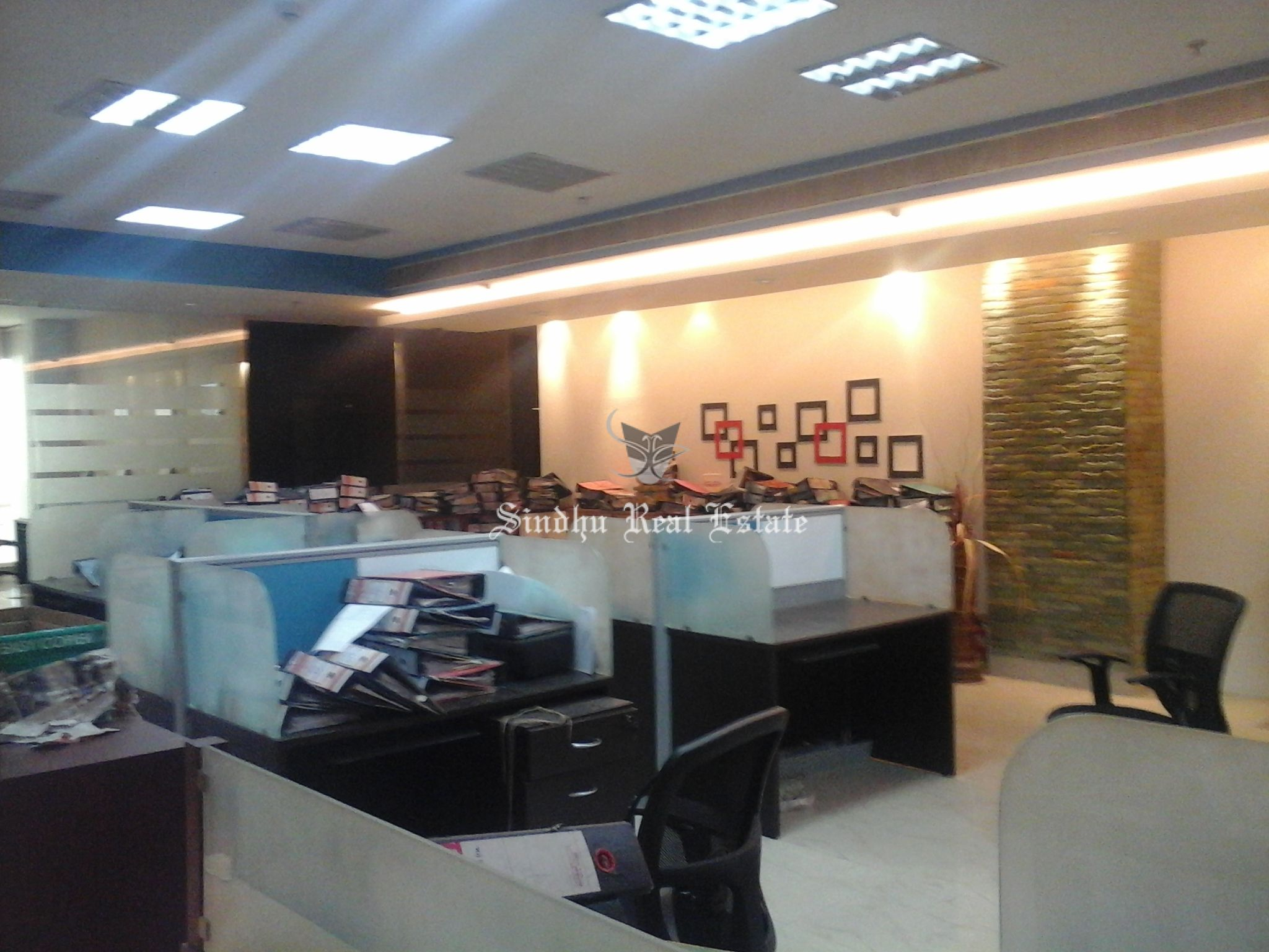 Designed and Maintained Commercial Office Space in Newtown