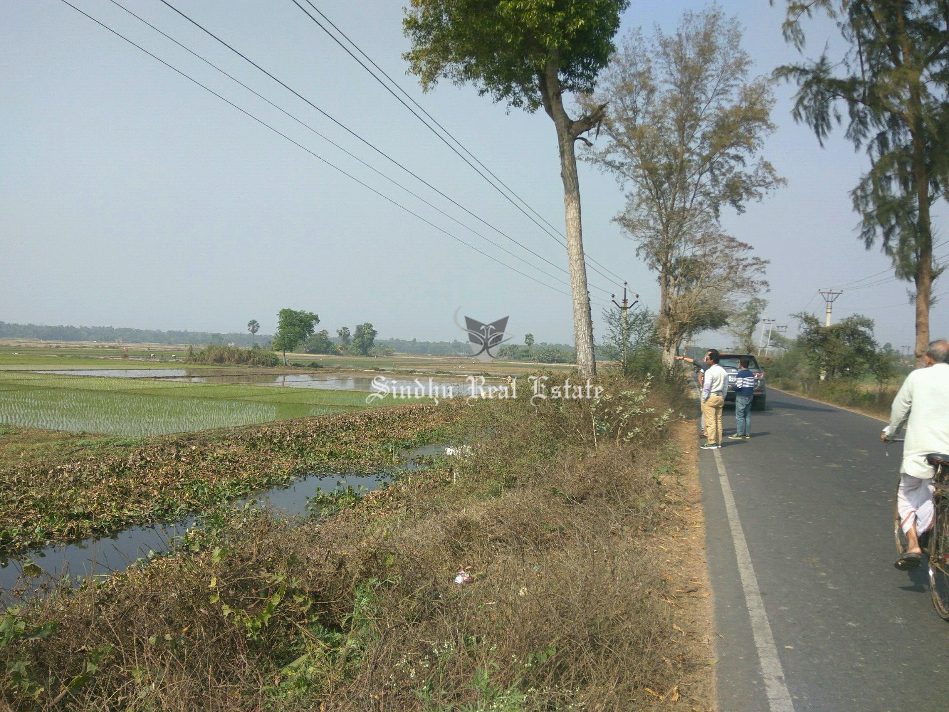 Wonderful Commercial Land Available in Dhulagarh