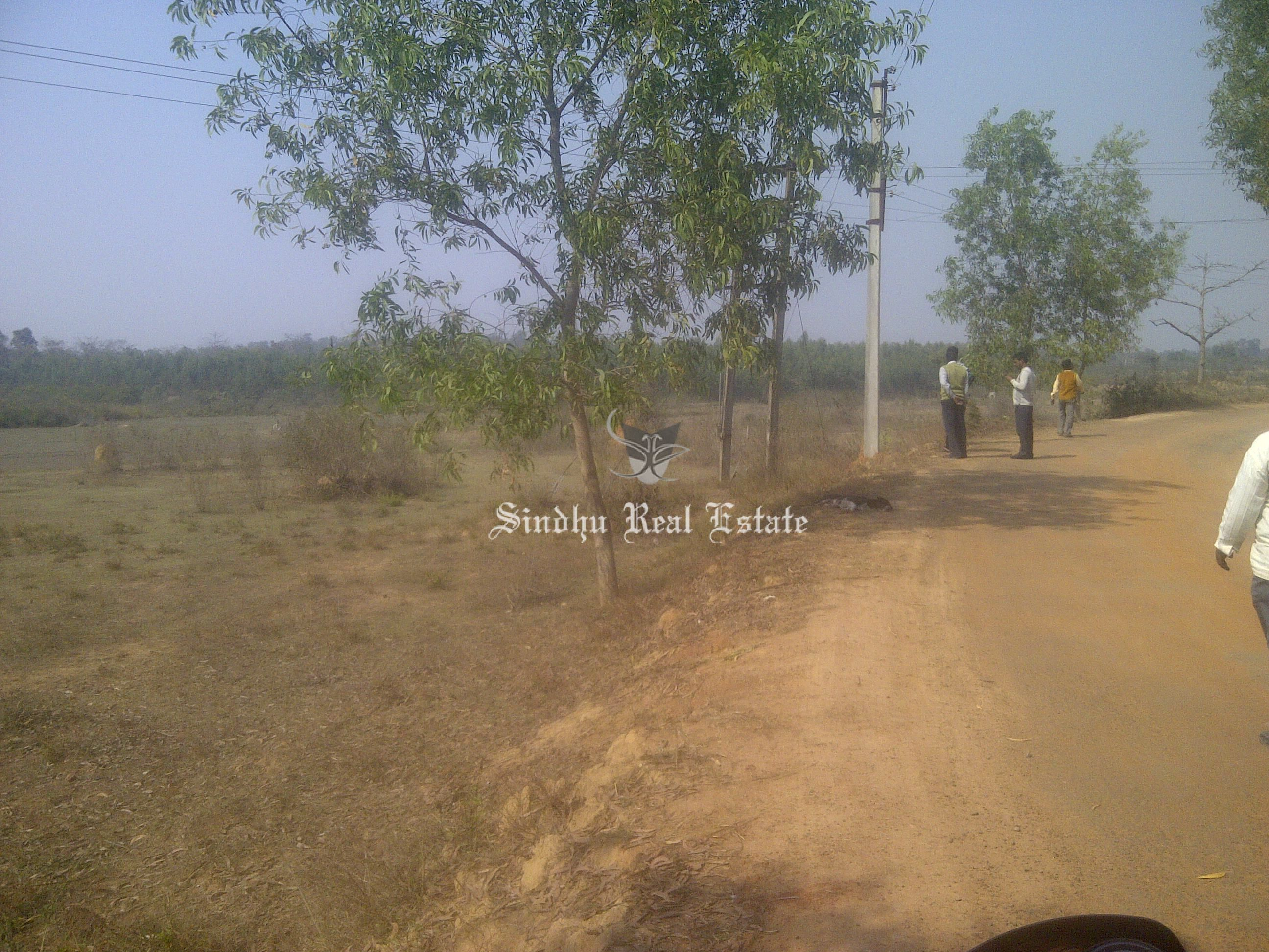 Commercial Land Is for Sale in Dhaulagarh
