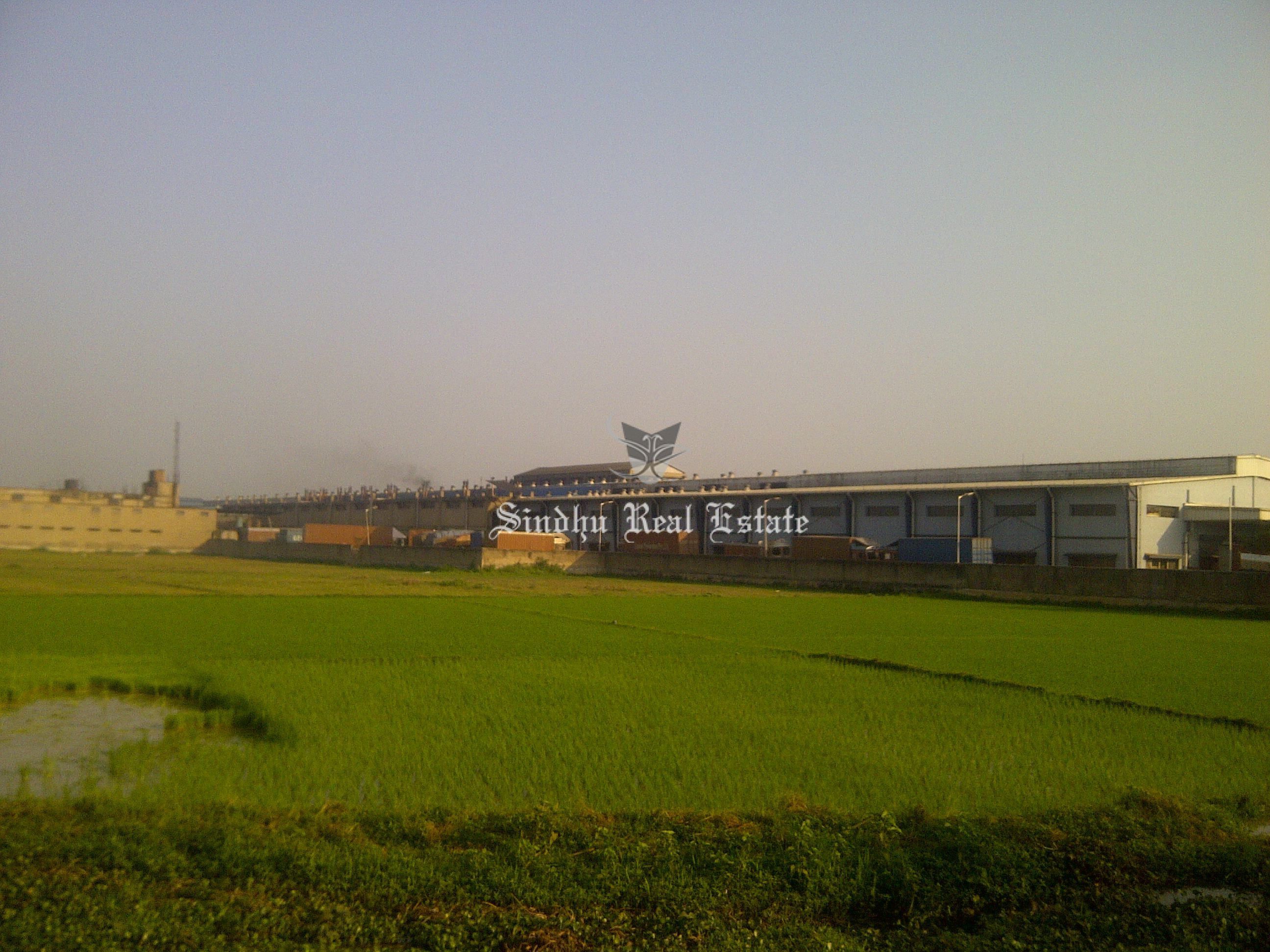 Affordable Commercial Vacant Land in Sonarpur