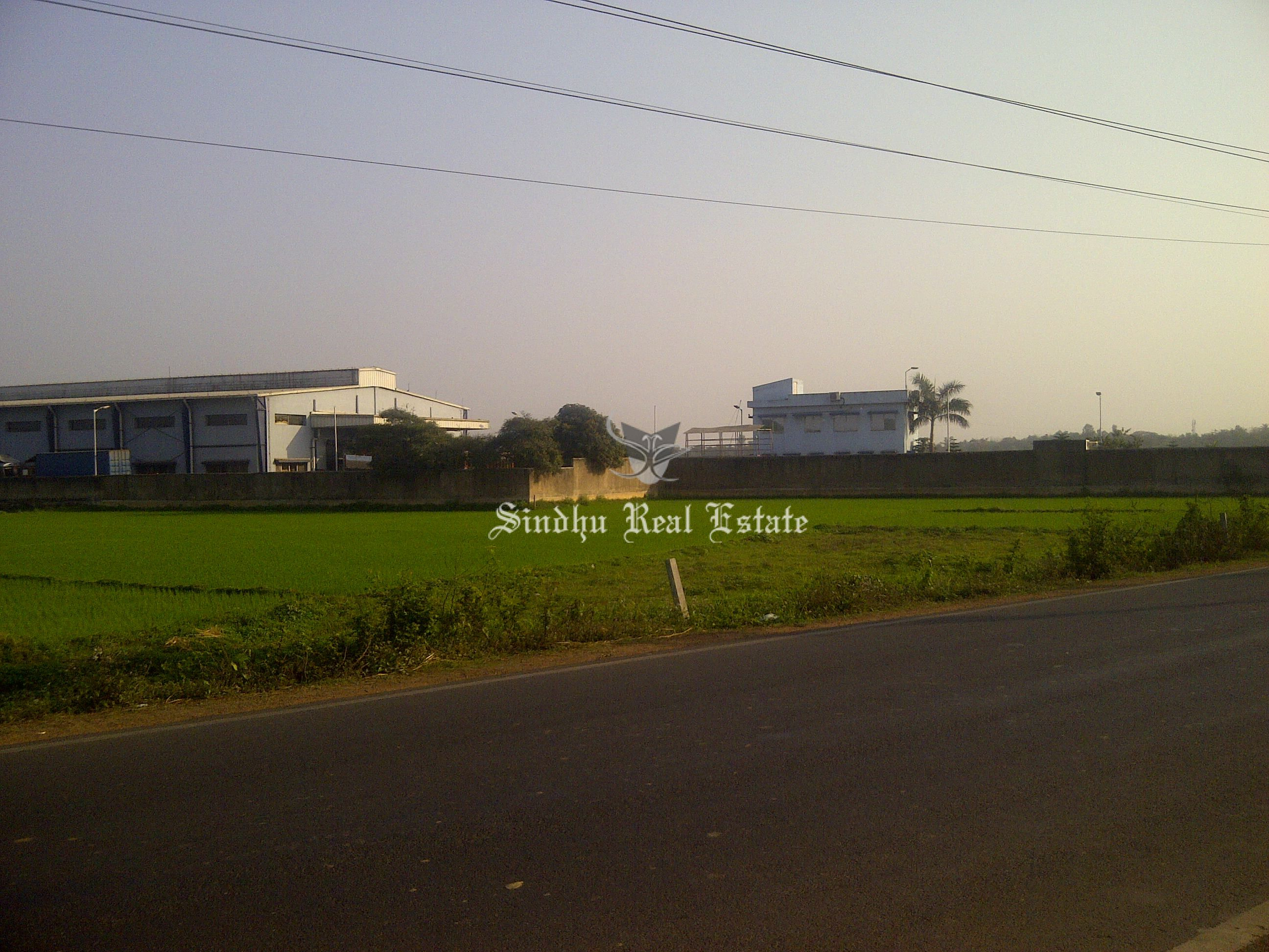 Most Convenient Commercial Land in Durgapur Expressway