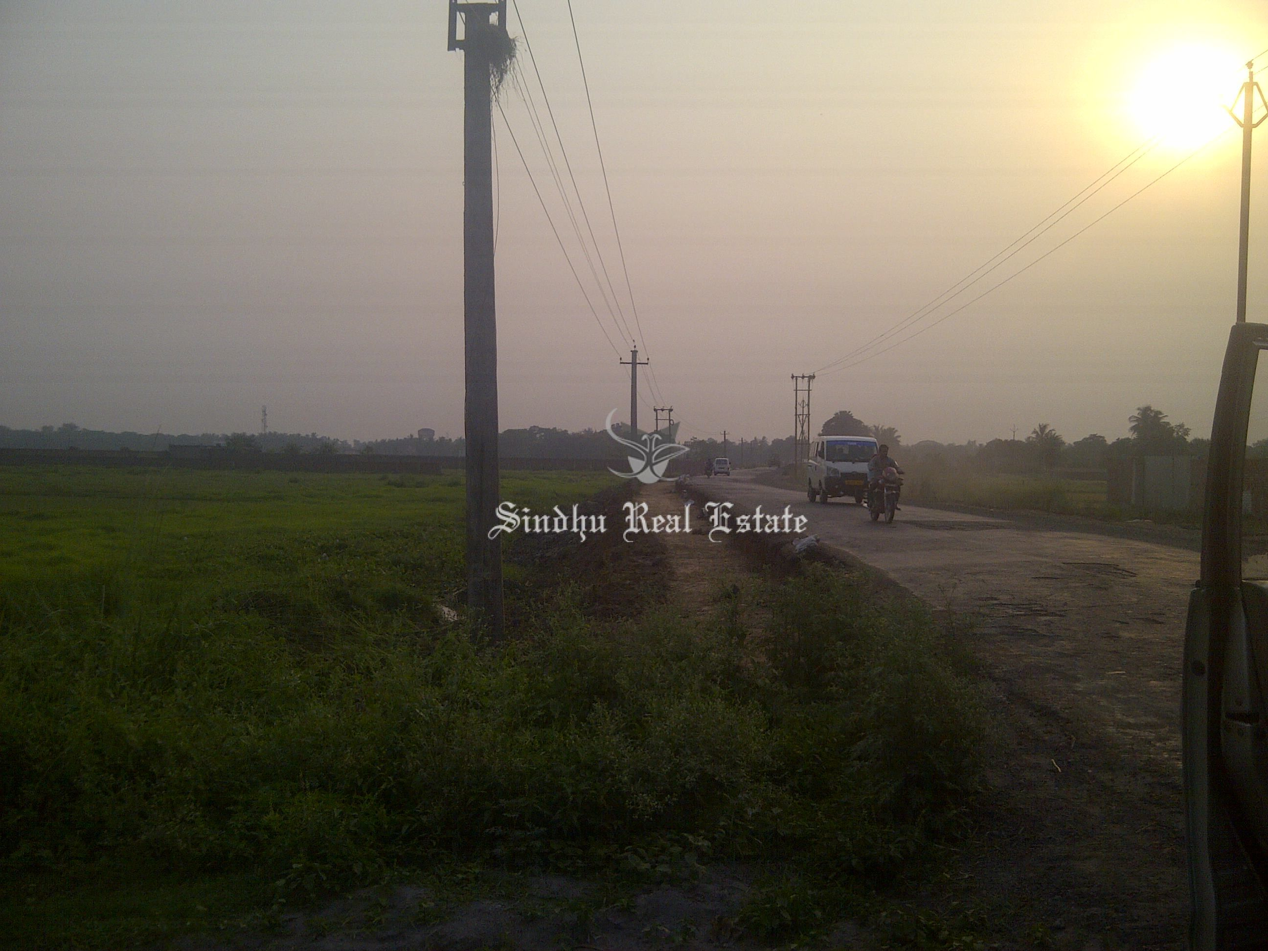 Wonderful Commercial Land Available for Sale in Sonarpur