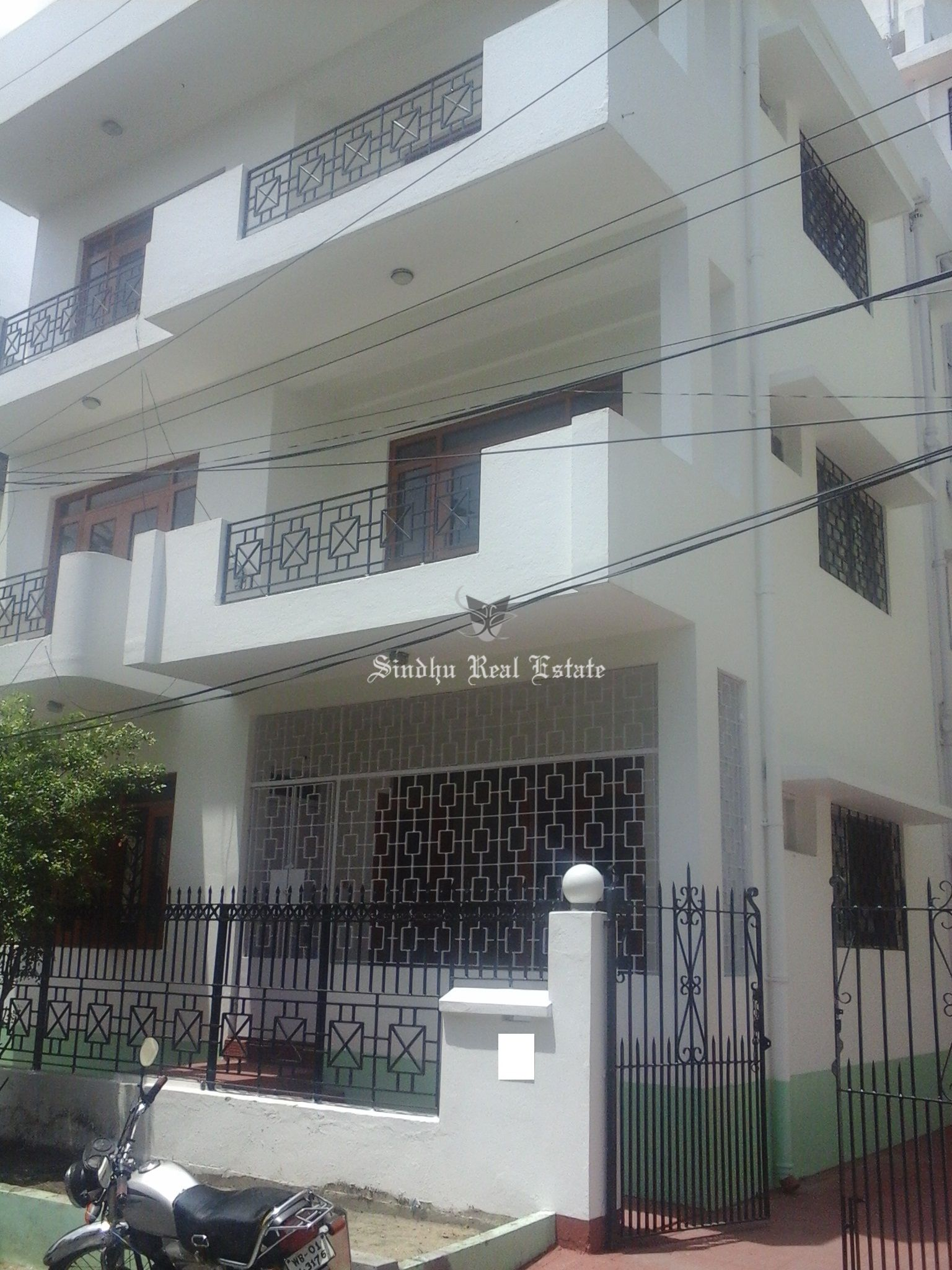 5 BHK Residential Flats in Newtown Action Area 2