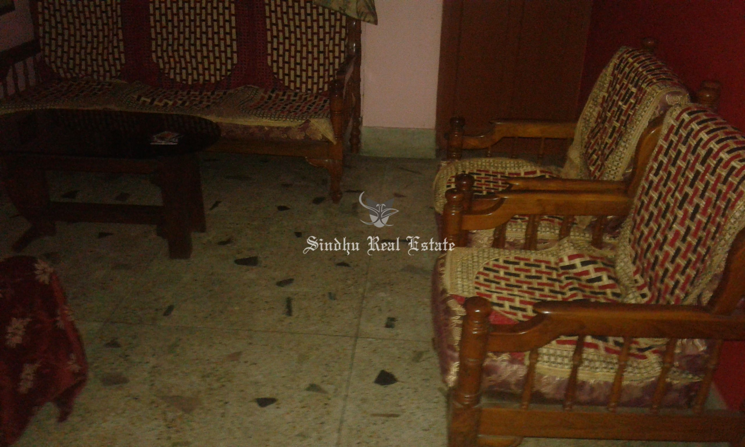 RESIDENTIAL FLAT FOR RENT IN SALT LAKE SECTOR 2