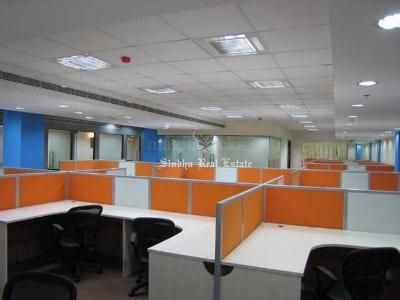 A Comfortable Commercial Office Space For Rent at Salt Lake Sector-v