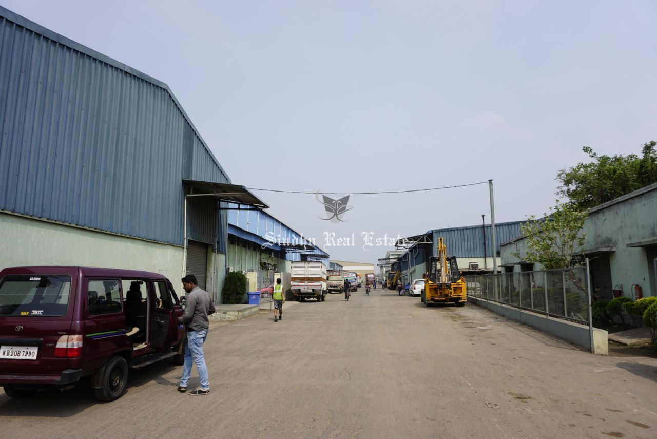 A Great warehouse at the best place of West Bengal