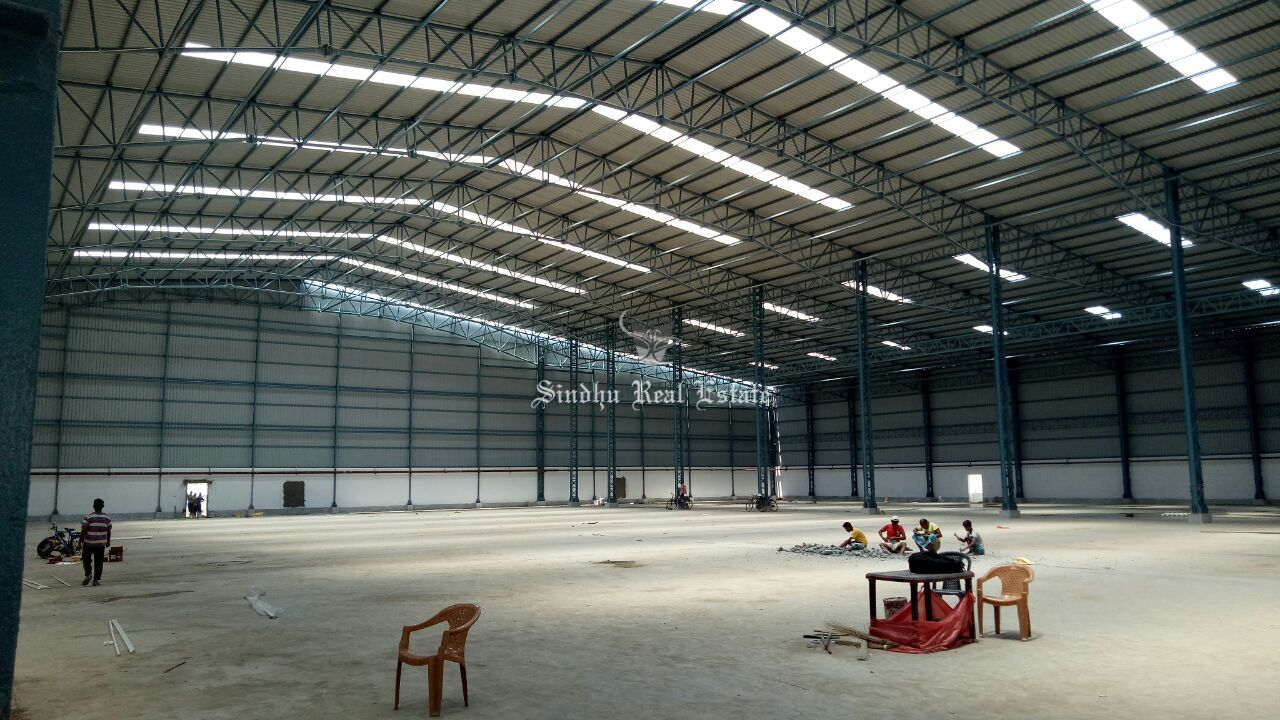 Affordable warehouse in Delhi Road