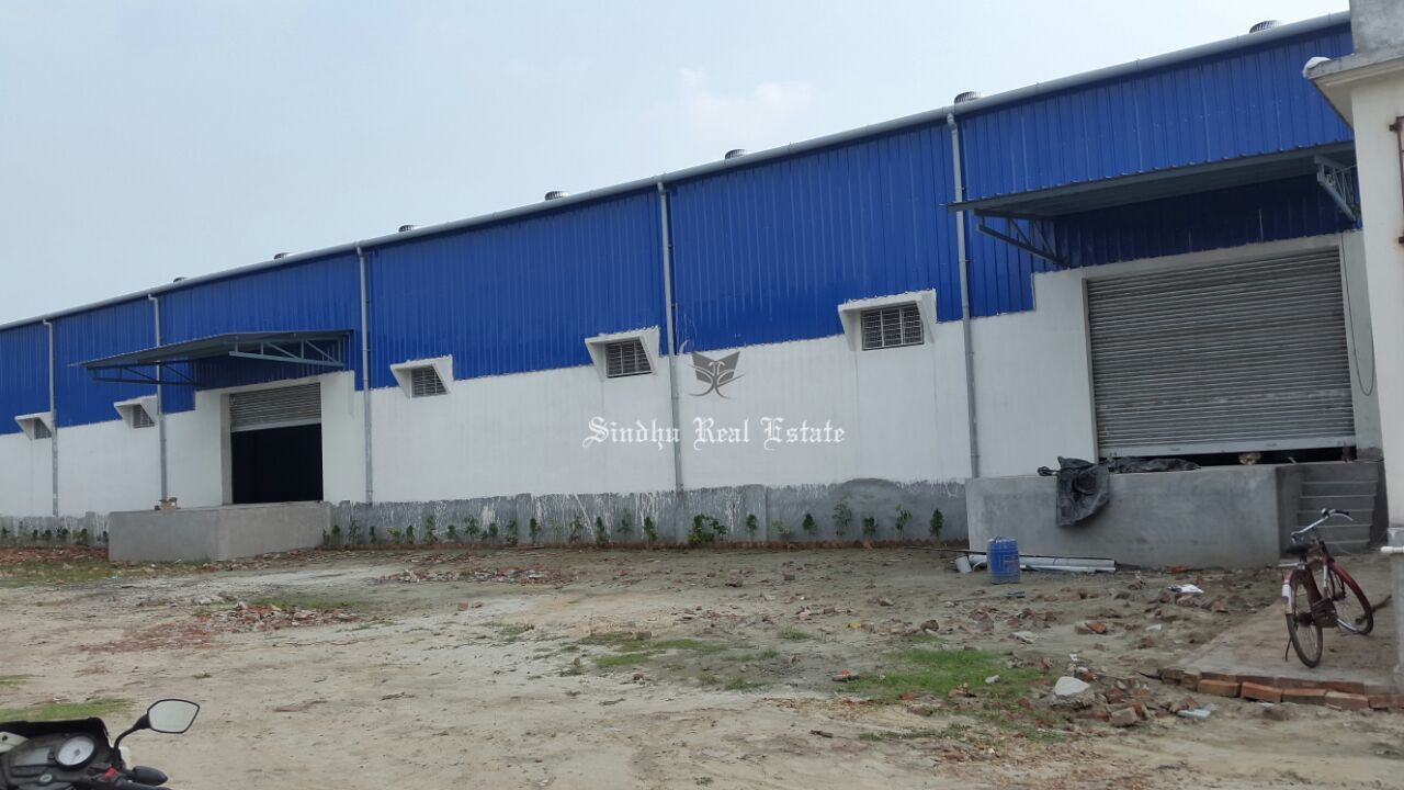 Well-maintained warehouse in Kalyani Expressway