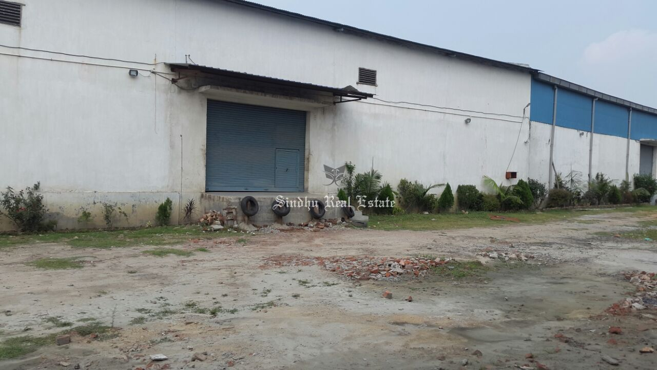 Quality warehouse in NH 2 in reasonable price