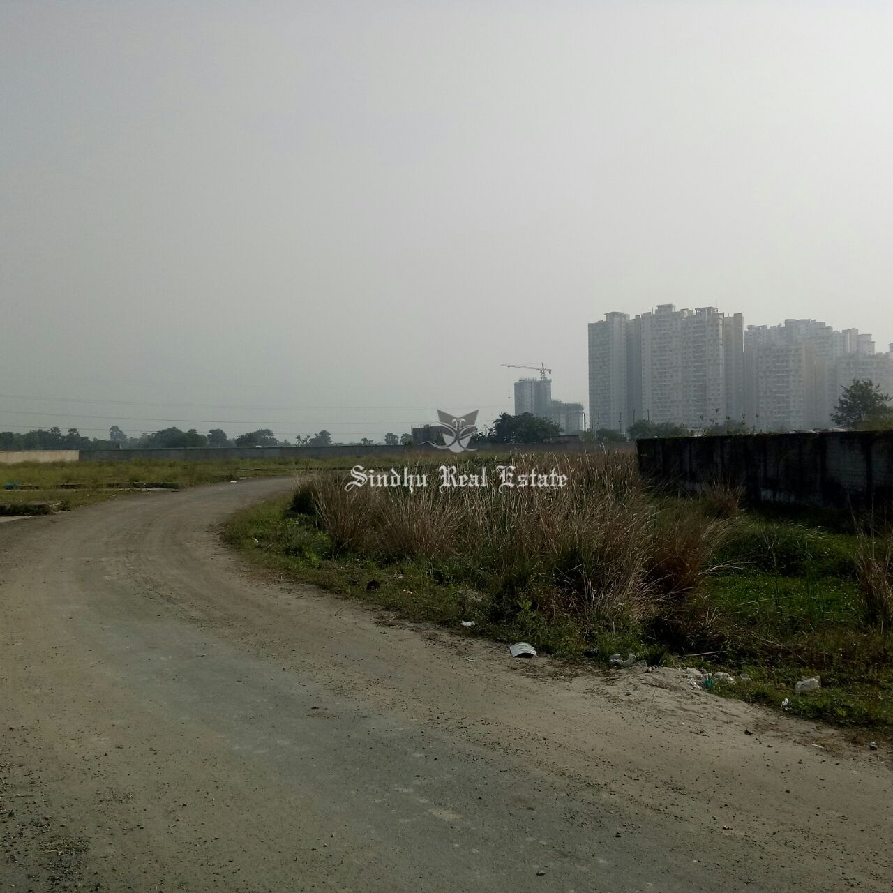 Affordable Vacant Land at The Great Location in Dhulagarh