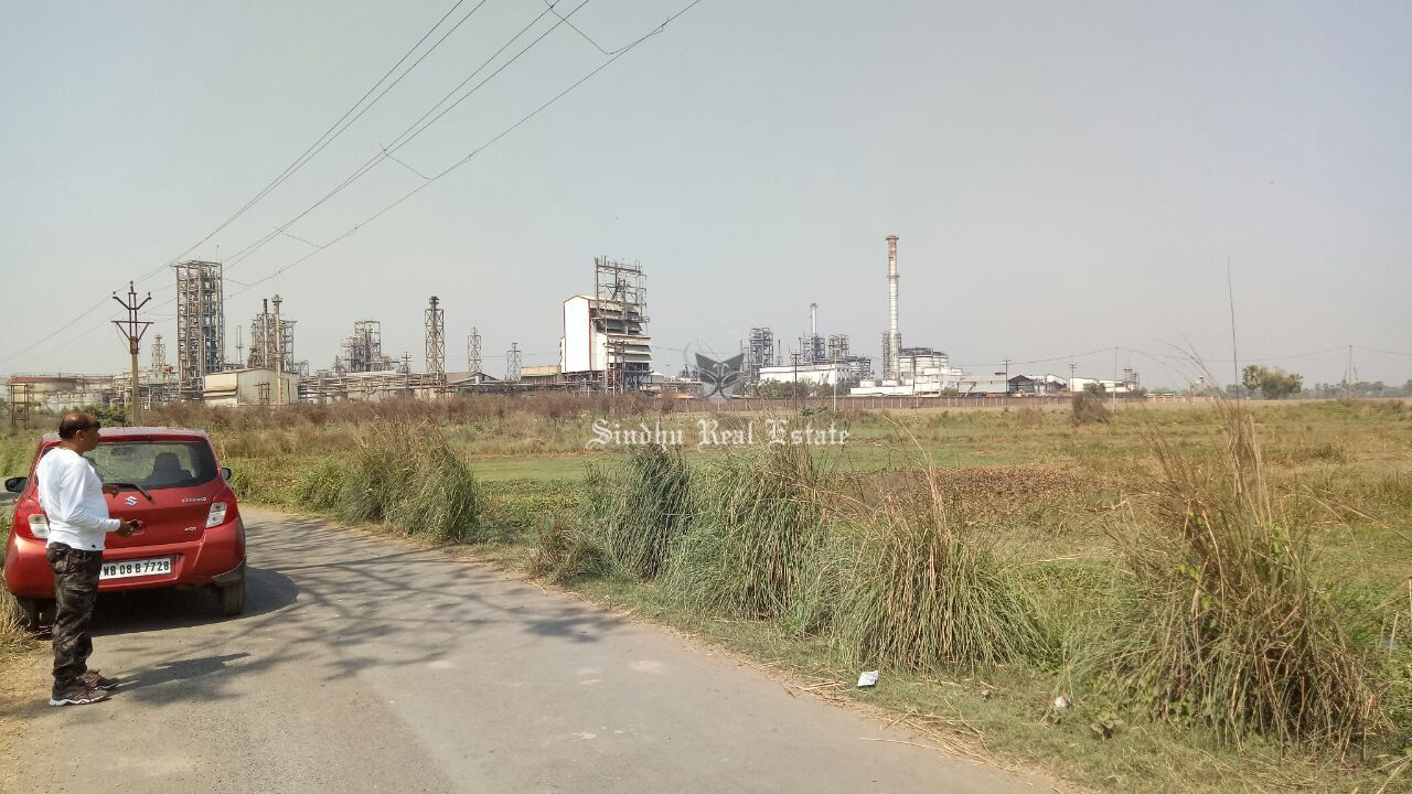 INDUSTRIAL LAND FOR SALE IN NEW TOWN ACTION AREA II