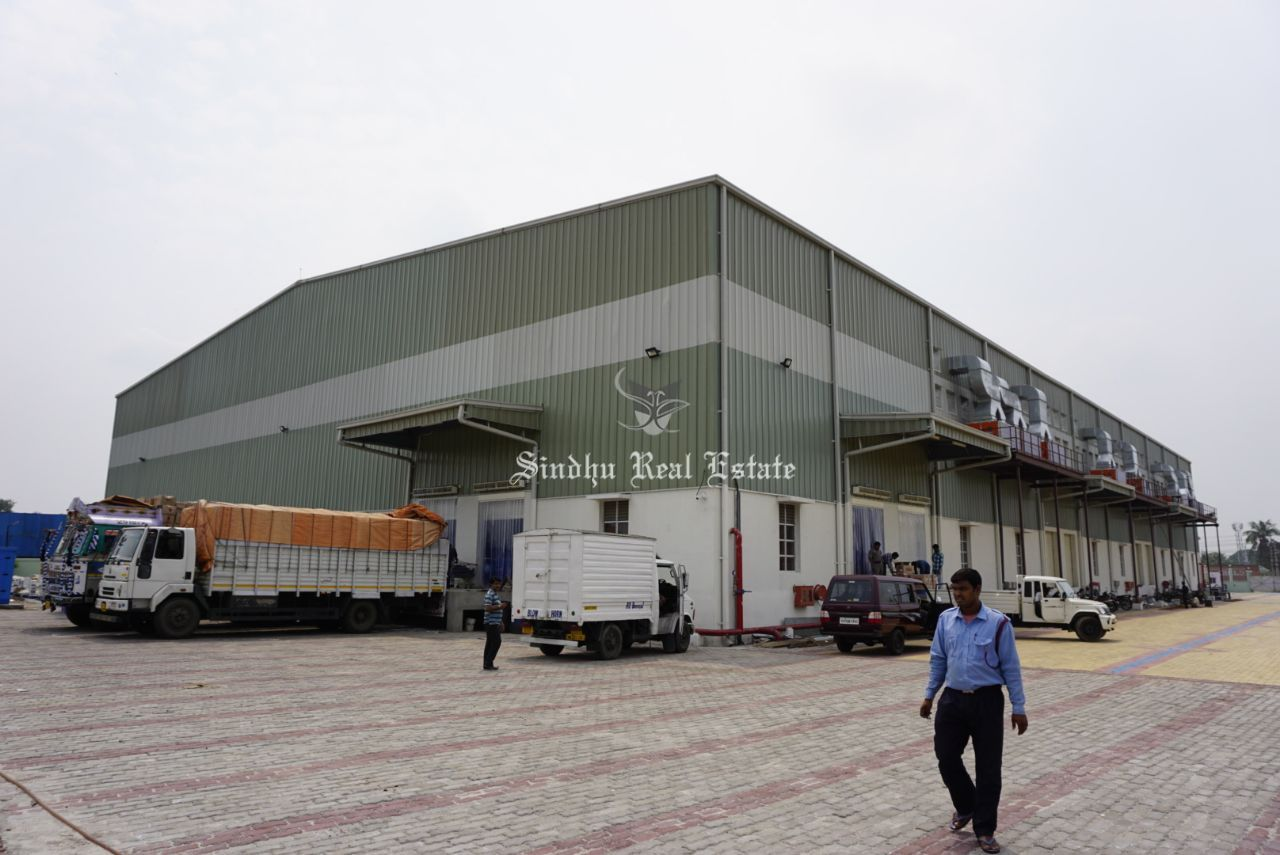 Well-Maintained Warehouse in Durgapur Expressway