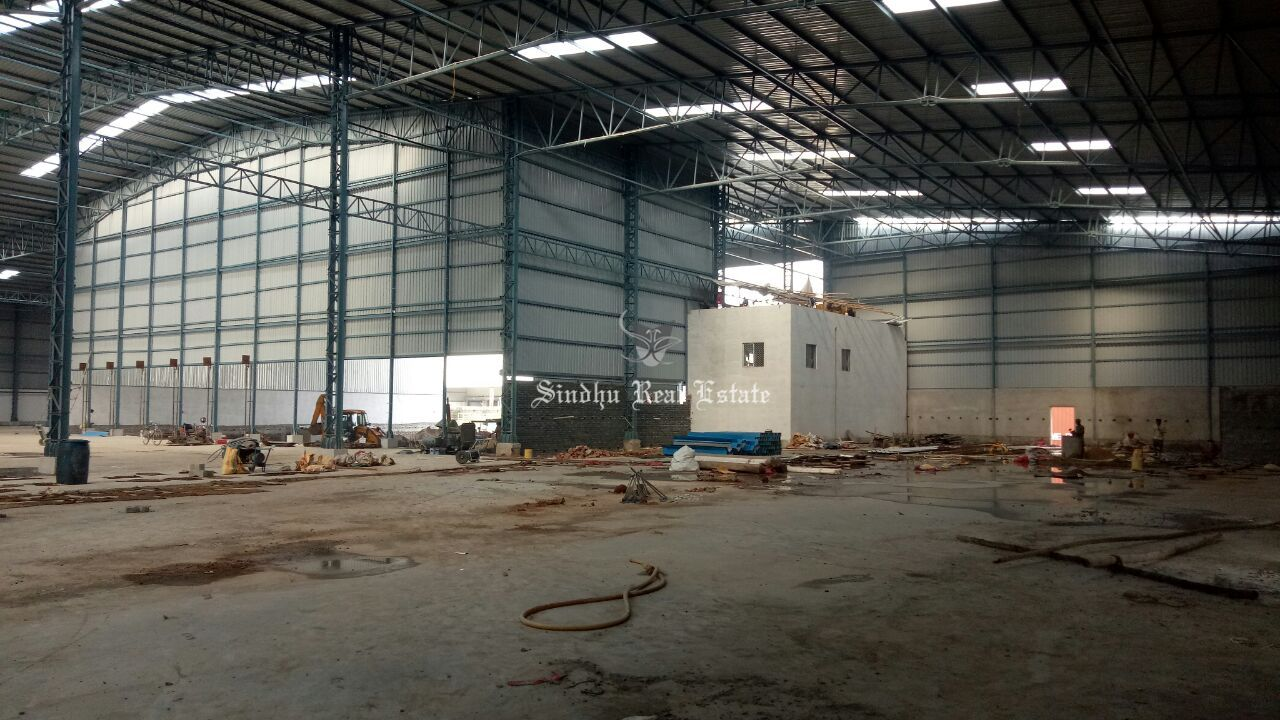 Affordable warehouse available in Kalyani Expressway
