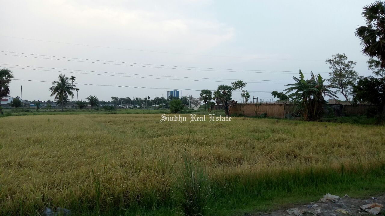 INDUSTRIAL LAND FOR SALE IN BOMBAY ROAD
