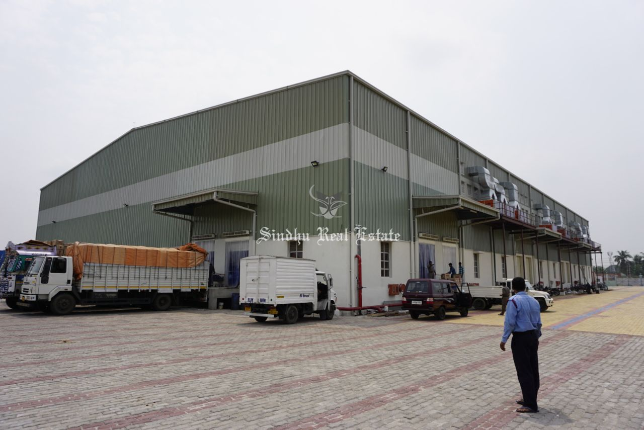 Warehouse for Sale in Sonarpur in a simple way