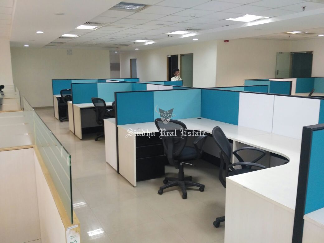 COMMERCIAL OFFICE SPACE FOR RENT IN SALT LAKE SECTOR V