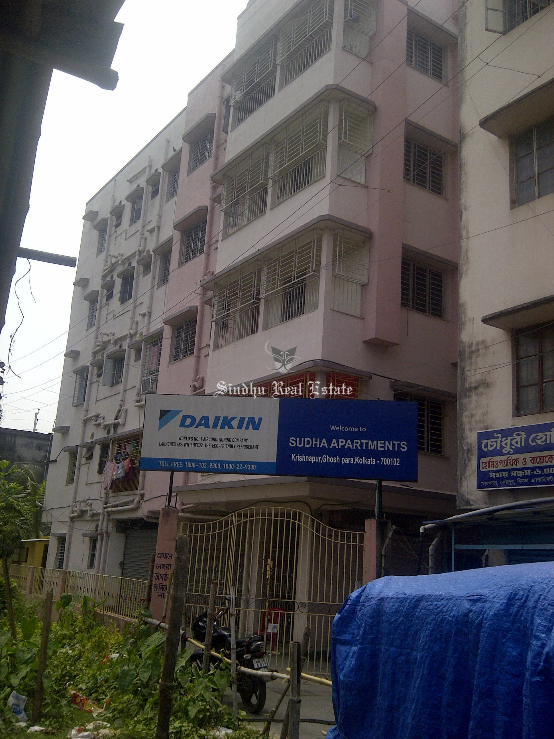 Excellent flat for Rent at Kolkata