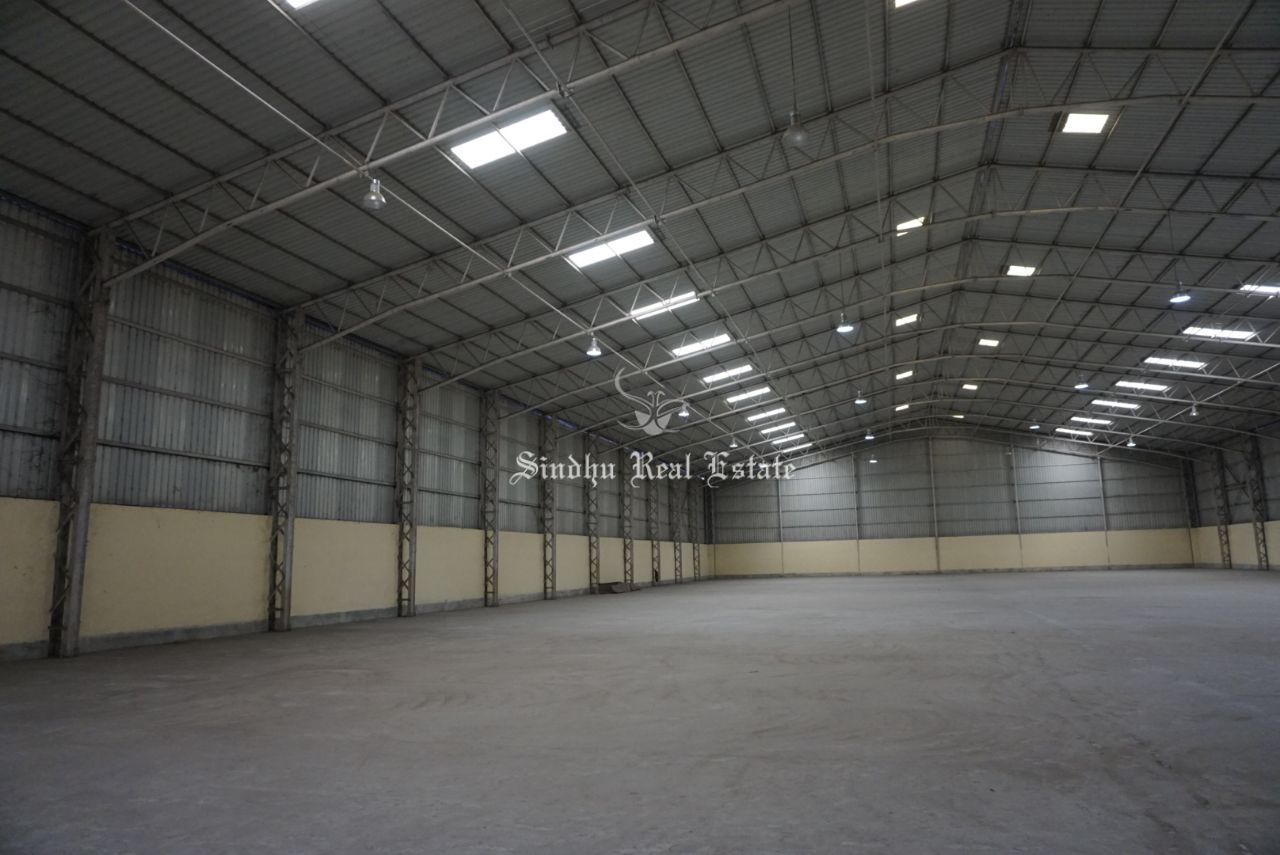 Get Warehouse for Sale in Dhulagarh in affordable price