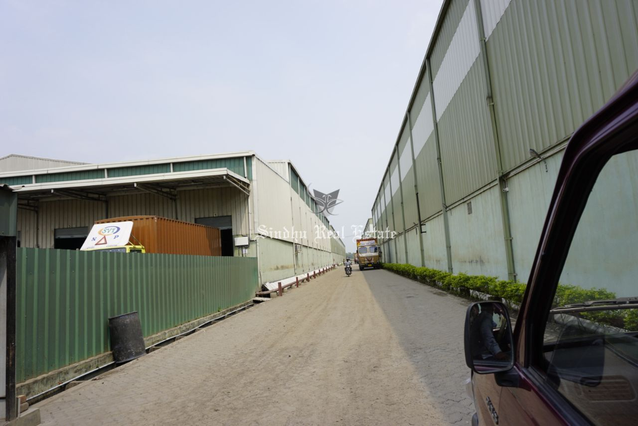 Best Warehouse Is Available For Sale In Alampur