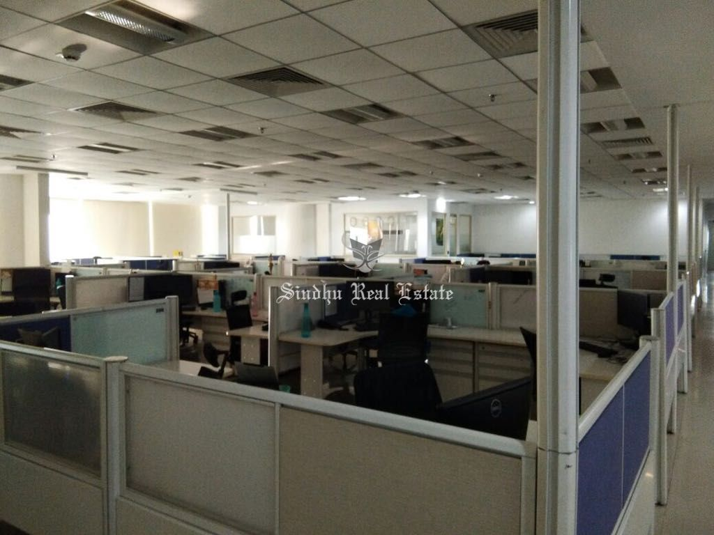 Available Organized and Modern Designed Office Space For Your Company