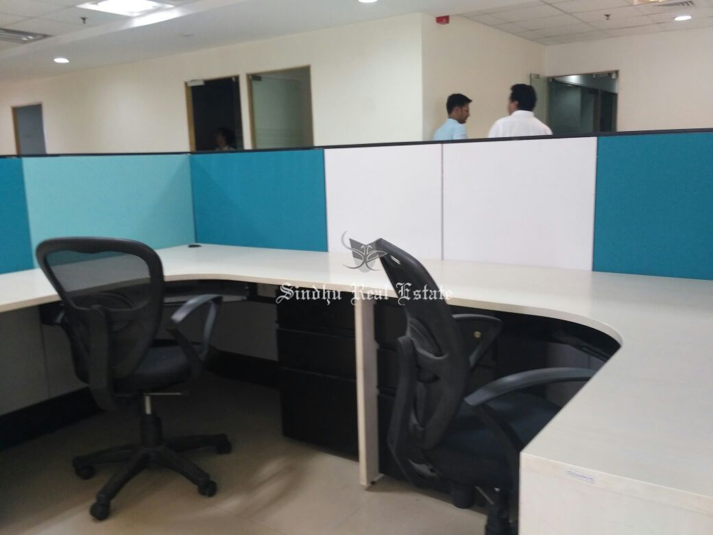 OFFICE SPACE FOR RENT AT SALT LAKE SECTOR 5
