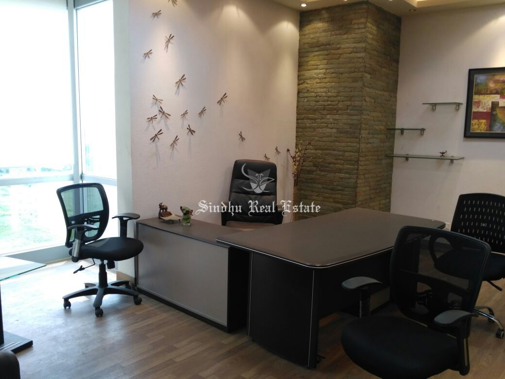 COMMERCIAL OFFICE SPACE FOR RENT AT SALT LAKE SECTOR 5